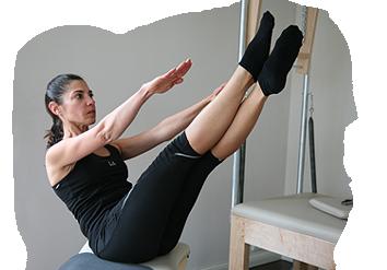 Foto: Einzeltraining mit zertifizierter Romana Pilates Trainerin / Luciana Pereira da Silva, PILATES Hamburg-Nord