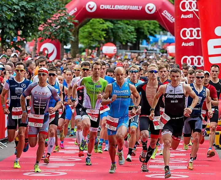 Dominik Sowieja Challenge Heilbronn Start Lauf 1