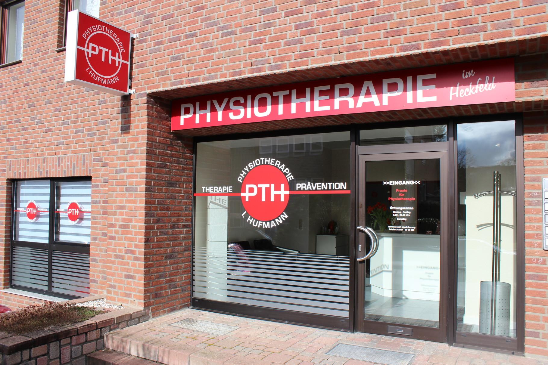 Praxis für Physiotherapie im Heckfeld