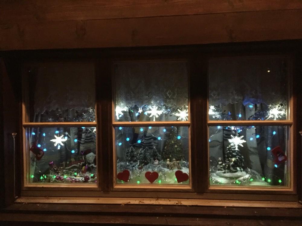 Adventsfenster 2015 Johanna Zia, Mülimatta2, Jaun