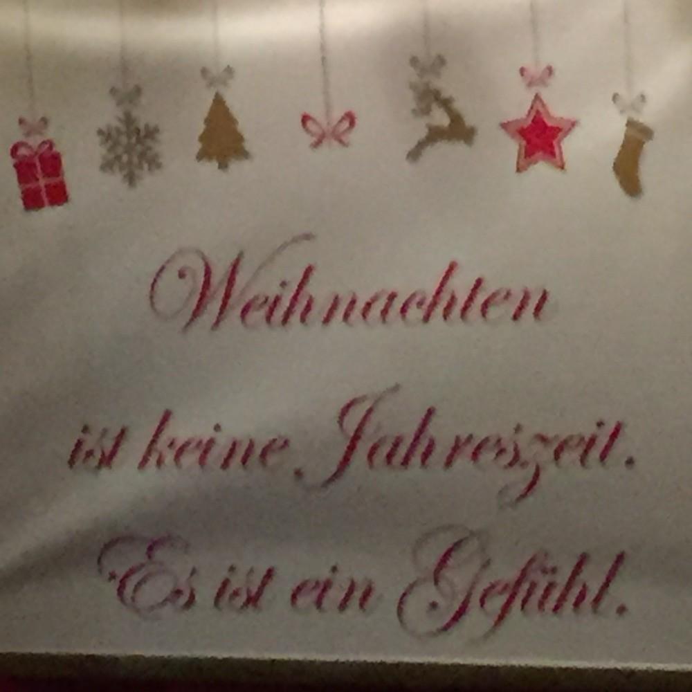 Adventsfenster 2015 Svenja und Emanuel Buchs, Unter Holenweg 8, Jaun