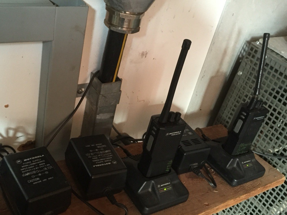 Funkstationen