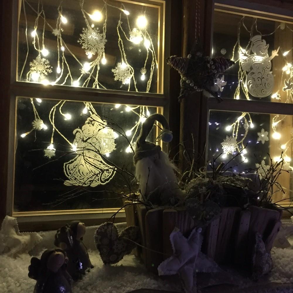 Adventsfenster 2015 Christiane Julmy, Tossenstrasse 14, Im Fang