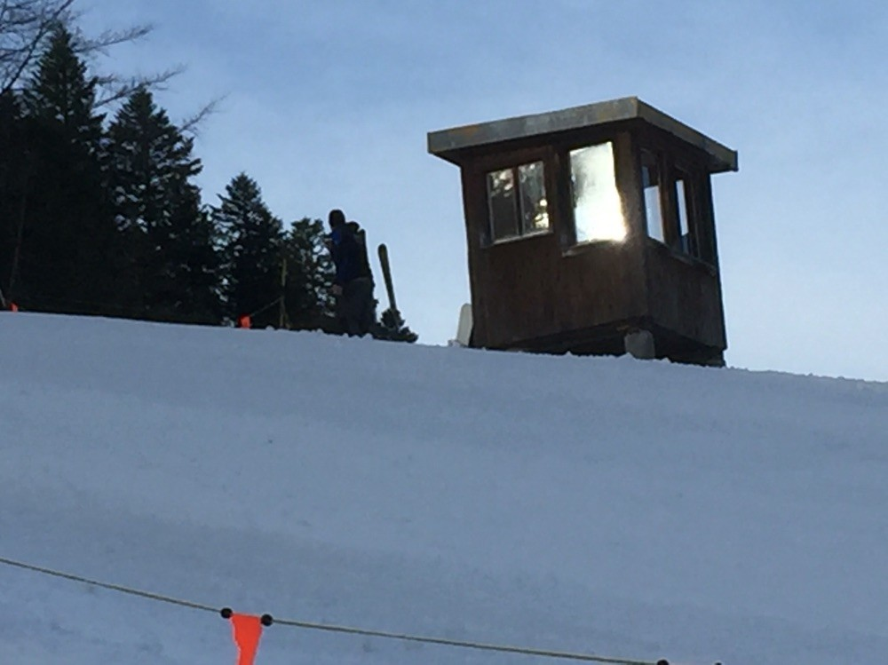 Überwachung Skilifte