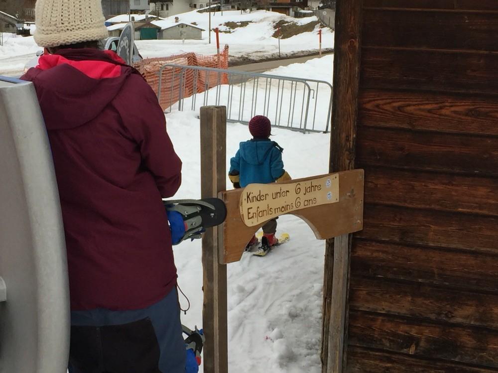 Skilift Oberbach