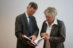 Rechtsanwalt Georg Wegmann und Rechtsanwältin Heike Wegmann, in Nettetal