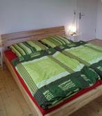 """Das """"grüne"""" Schlafzimmer"""