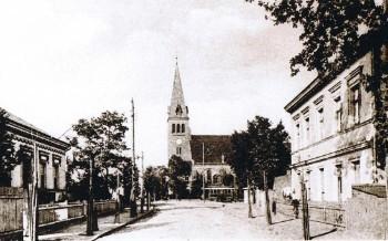 Früher Besenbinderstraße