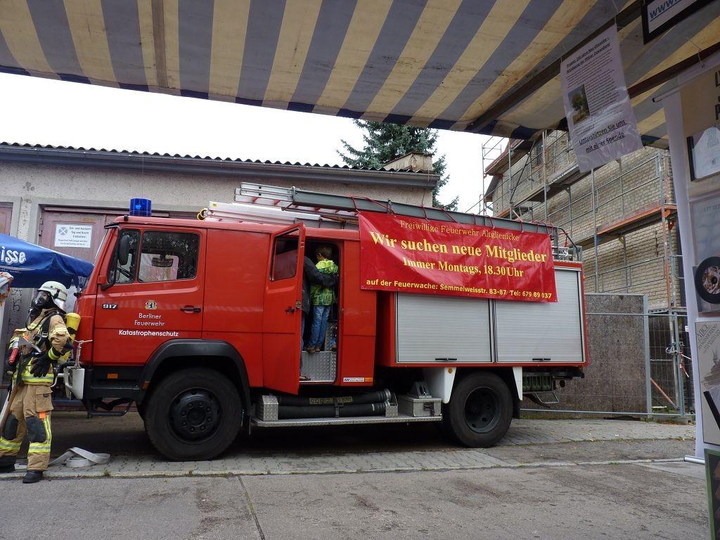 Feuerwehr sucht Mitglieder