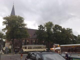 Heute : Dorfkirche (Köpenicker Str.)