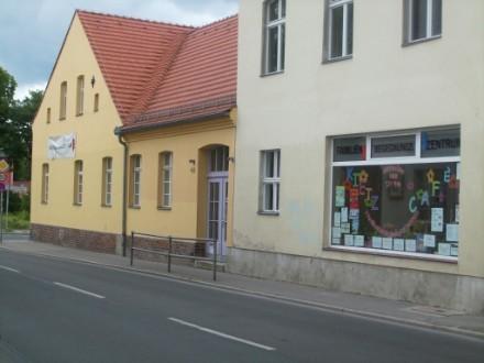 Familien und Begegnungszentrum offensiv91 in der Köpenicker Str. 42 Ecke Besenbinderstraße 2 befand sich das Museum in der ersten Etage