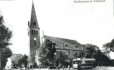 Früher : Dorfkirche (Coepenicker Str.)