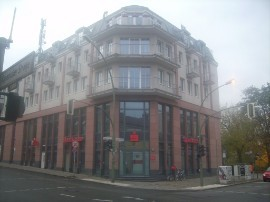 Heute : Kreuzung Köpenicker Str/ Rudower Str.