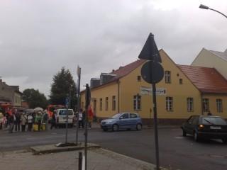 Heute :  Museum,Bürger und Familenzentrum (Besenbinderstr)