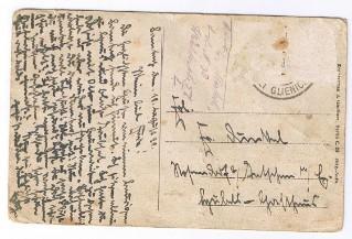 Diese Postkarte ist aus dem Jahr 1929