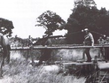 Manöver bei Groß Köris 1988