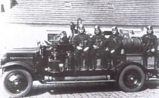 Jubiläumsfahrt 1927
