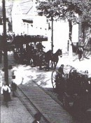 Festumzug 4.Mai 1930 in der Köpenicker Str