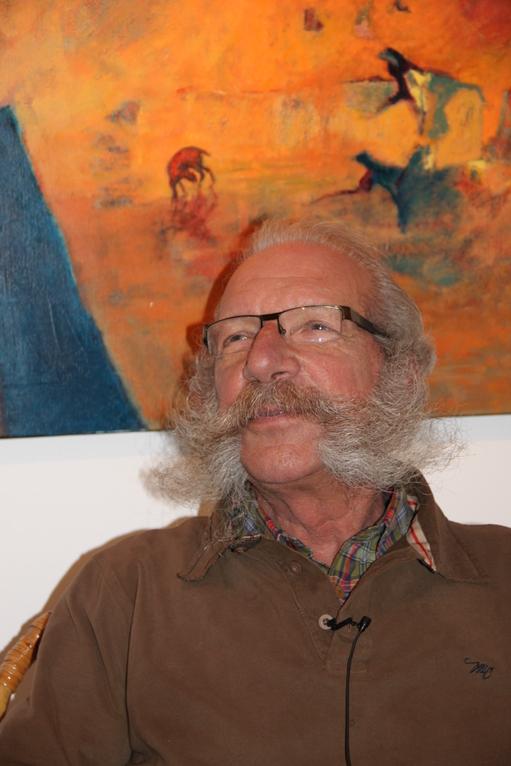 Christian Halna du Fretay, peintre