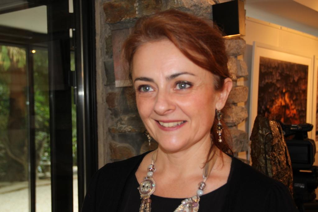 Sophie Ducomte, artisan d'art
