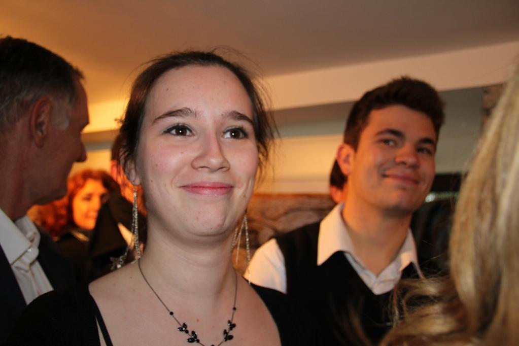 Amélie, étudiante collaboratrice