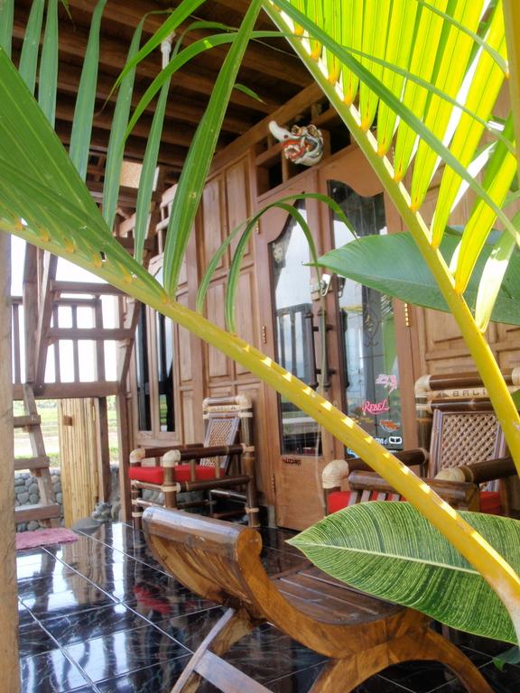 Bali Bungalow Terasse