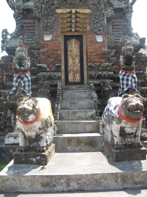 Tempel bei Medewi Bali