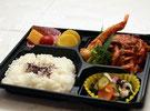 K'sキッチン/ケイズ/福岡市/博多/海老フライハンバーグ/仕出し/宅配配達/ワンコイン500