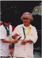 1998年10月10日「神戸からの祈り~東京おひらき祭@鎌倉大仏」