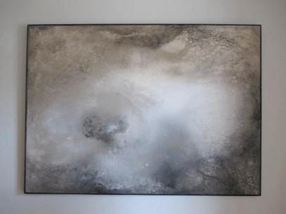 横尾龍彦画伯の絵画 「内なる宇宙」