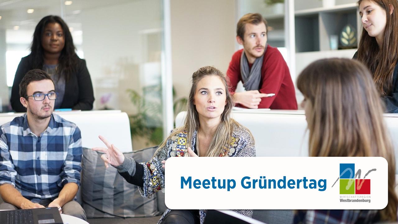 Meetup Gründertag - Eine Nachlese