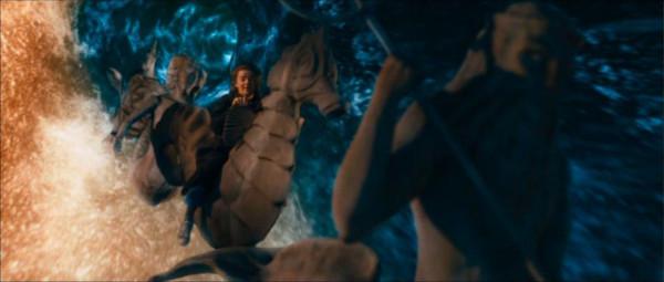 Texturing of Merman, Mermaid (photobased): Jens Kafitz,  Lighting: Sheldon Stoppsack, Effects: Manuel Pietschmann, Dirk Bialluch, Jan Dubberke, Supervision: Haggi Floeser Krey, Henning Ahlers