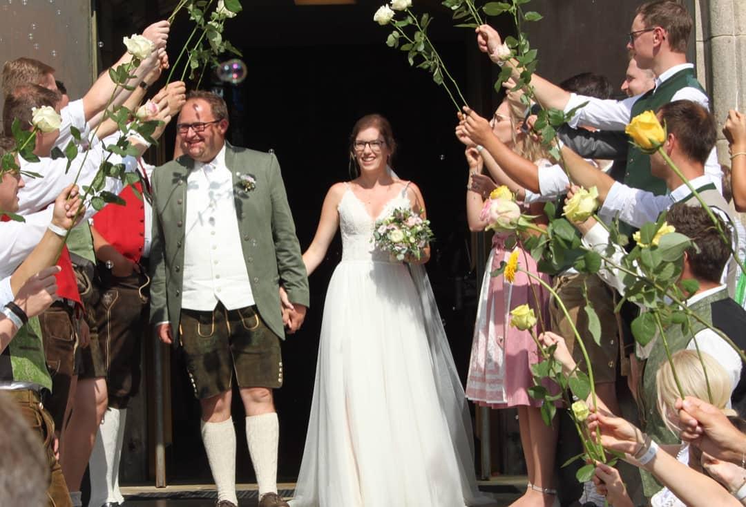 Hochzeit - Christina & Johannes