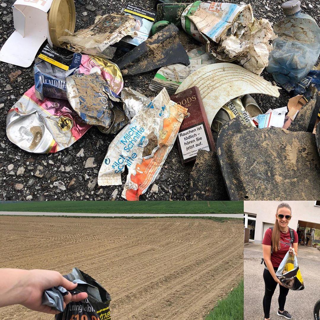 Müllsammelaktion 2020