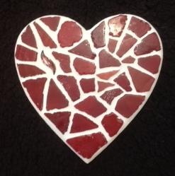 Mosaikarbeit