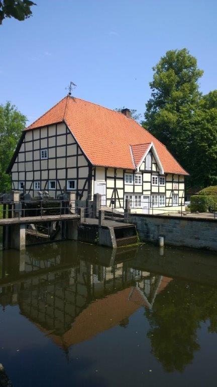 Schloßmühle Rheda