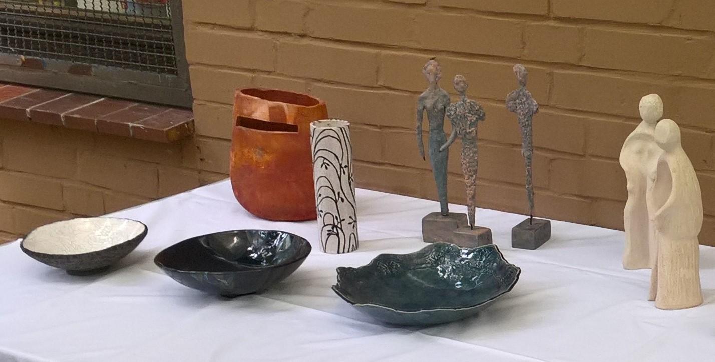 Keramikarbeiten