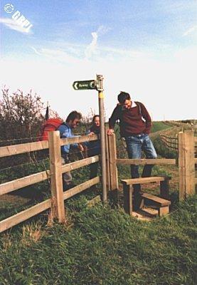 Pour se rendre en Grande-Bretagne dans le Kent