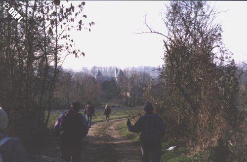 Les rando GRPL s'effectuent généralement en France dans la région Nord Pas-de-Calais