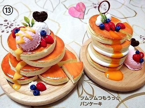 ツムツムつもうっ☆パンケーキ