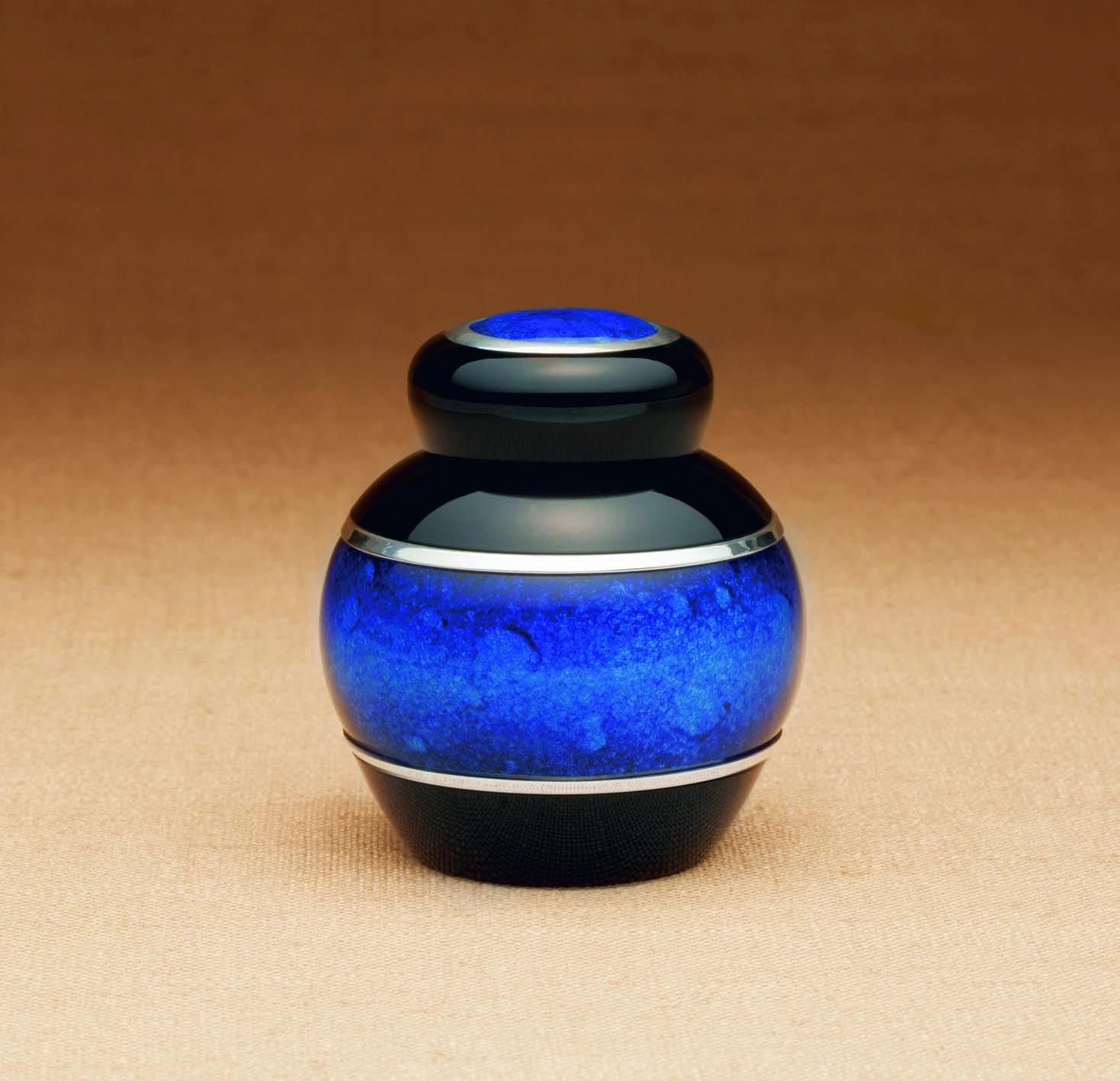 七宝瑠璃 青