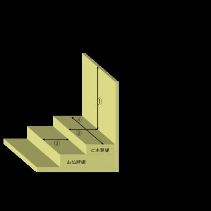 永遠桜18×42(内寸)