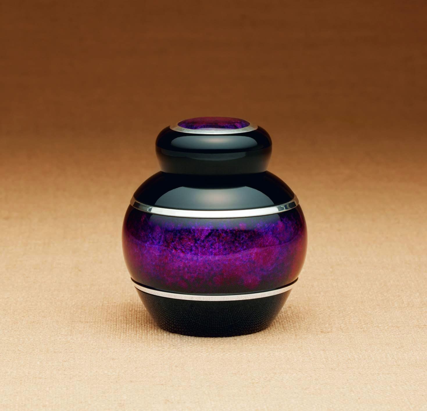 七宝瑠璃 紫