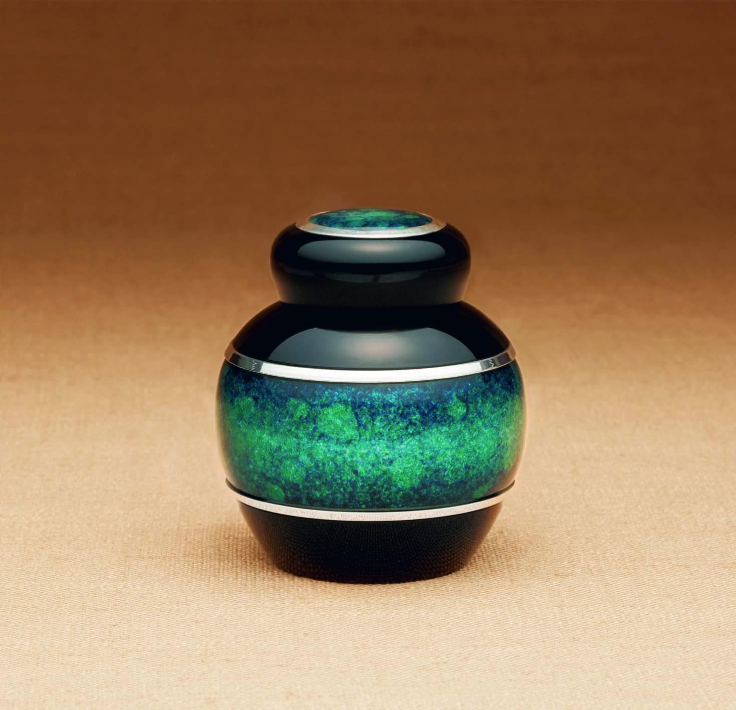 七宝瑠璃 緑