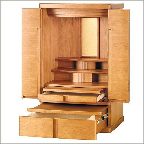 スライド式の供物棚