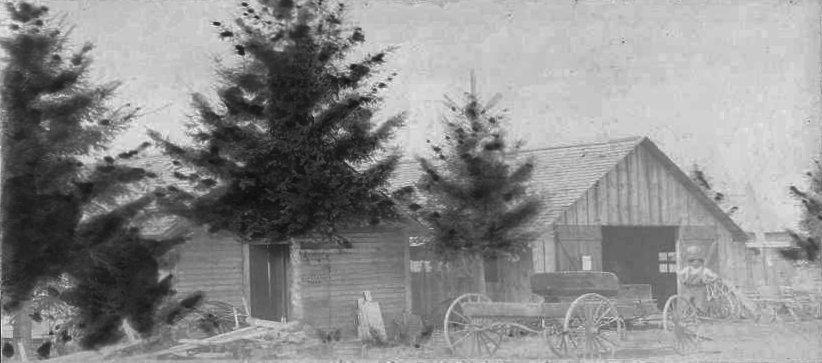 The Blacksmiths Shop at Forker & Moffat