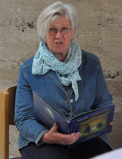 Ulrike Tukcay liest...