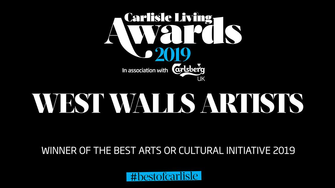 Carlisle Living Award Best Arts Initiative