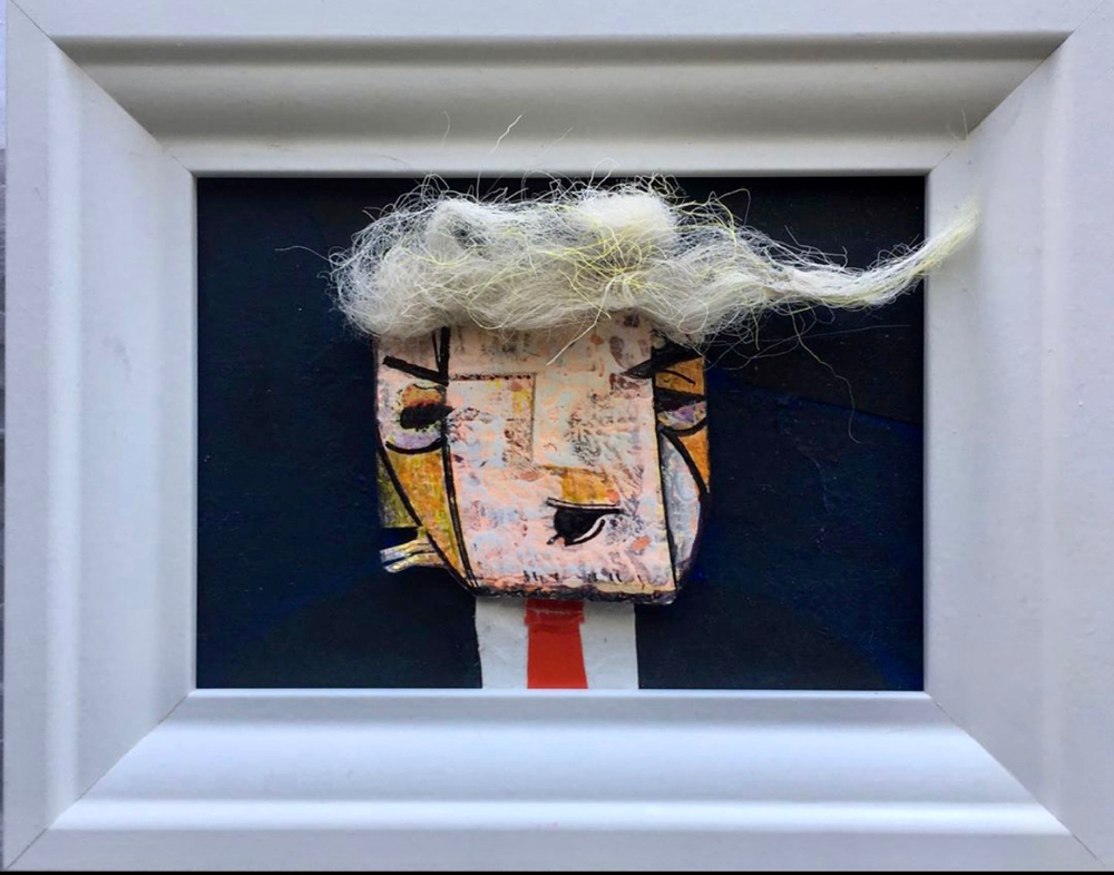 Trumped (SOLD)