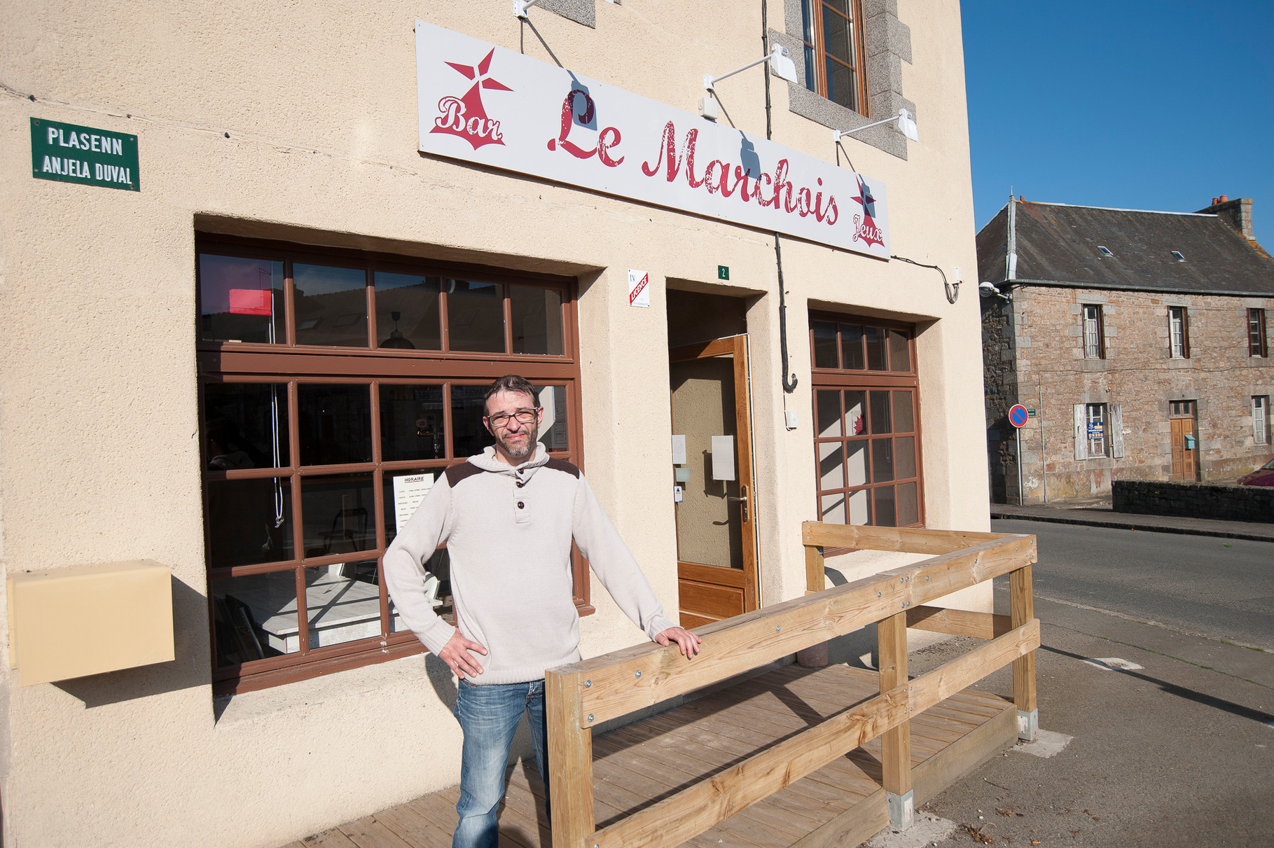 """Bar jeux """"Le marchois"""""""
